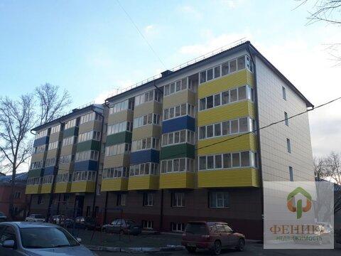Объект 632581, Купить квартиру в Барнауле по недорогой цене, ID объекта - 322911821 - Фото 1