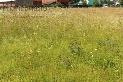 Продаётся красивый, ровный участок близ города Малоярославец! - Фото 1