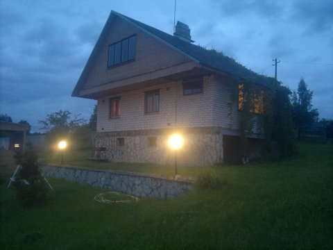 Продается дом 25 км от Пскова Гдовское шоссе - Фото 2