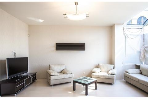 Светлая и просторная квартира в современном доме на набережной - Фото 3
