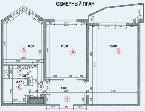Двухкомнатная Квартира Москва, улица Юбилейная , д.18, нао - . - Фото 3
