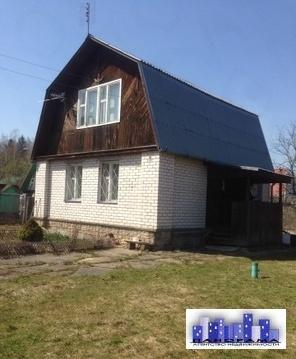 Дом 64м на уч 6 сот в д. Талаево - Фото 1