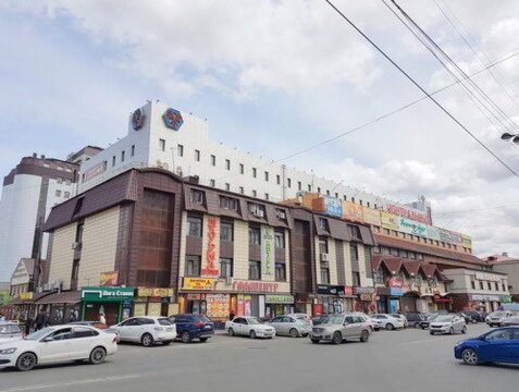 Продажа торгового помещения, Тюмень, Ул. Некрасова - Фото 1