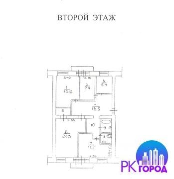 4-комнатная в центре Вологды - Фото 1