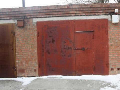 Капитальный гараж в гк «калина», Текучева, 368 ( Стройдеталь ) - Фото 1