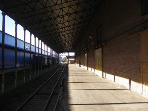 Аренда склада с жд и авторампой от 440 кв. м. - Фото 4