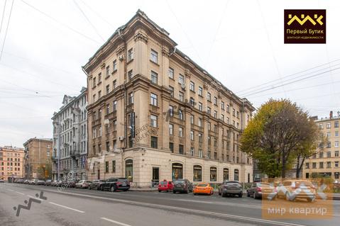 Квартира в сталинском доме в центре Петроградки - Фото 2