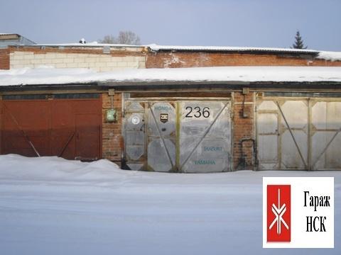Сдам в капитальный гараж, ГСК Авангард №236. Академгородок. - Фото 1