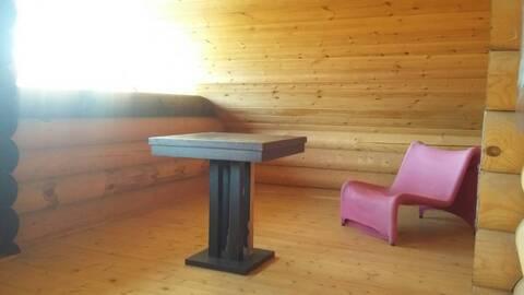 Сдается 2-х этажный деревяный дом 220 кв.м. д. Шилово, Боровский район - Фото 4
