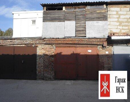 Продам капитальный гараж ГСК Радуга № 625. Верхняя зона Академгородка - Фото 1
