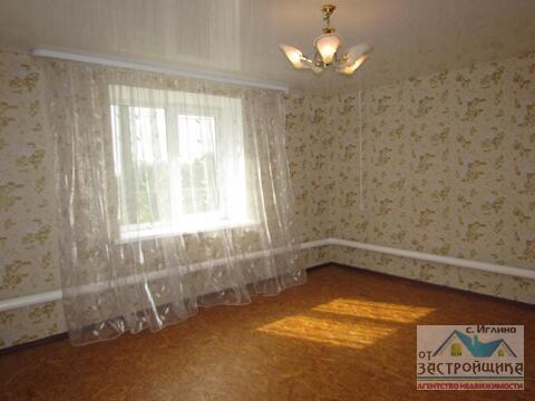 Продам 2-к квартиру, Минзитарово, улица Дружбы - Фото 1
