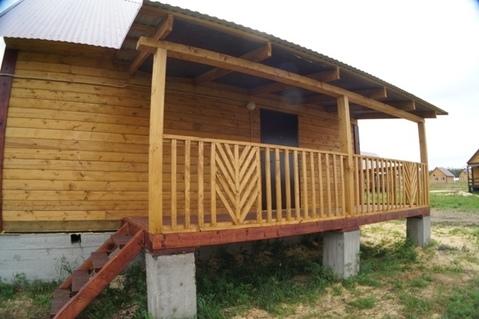 Продается небольшой трехкомнатный дом за низкую цену в Иглино. Дом стр - Фото 2