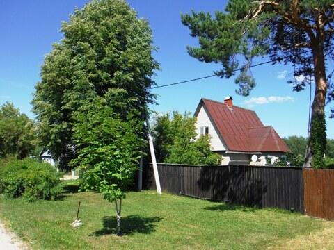 Продается жилой дом на участке 25 соток в Наро-Фоминском районе - Фото 1