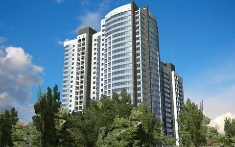 Продается однокомнатная видовая квартира в ЖК Светлана - Фото 1