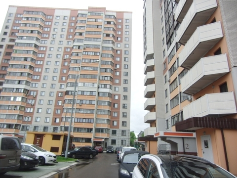 Сдается квартира, Балашиха, 43м2 - Фото 1