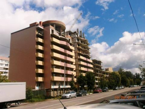 1 комнатная квартира Ногинск г, 3 Интернационала ул,6-7а - Фото 1