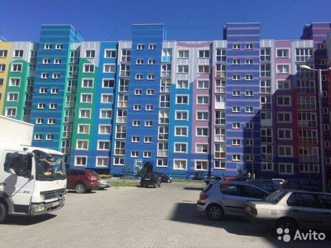 Продажа однокомнатной квартиры на Минусинской улице, 10 в Калининграде, Купить квартиру в Калининграде по недорогой цене, ID объекта - 319810599 - Фото 1