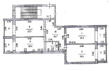 Продается 3-комн. квартира 129 м2 - Фото 3