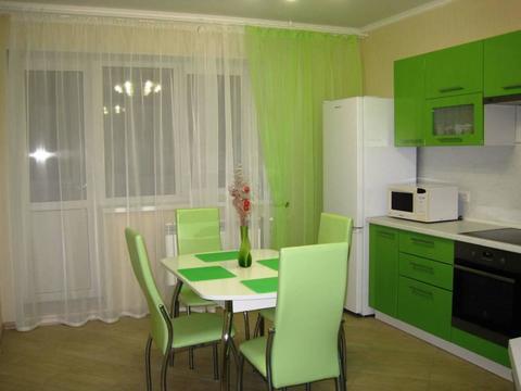 Большая 1 комнатная с Евро ремонтом, рядом с трц Кристалл - Фото 2