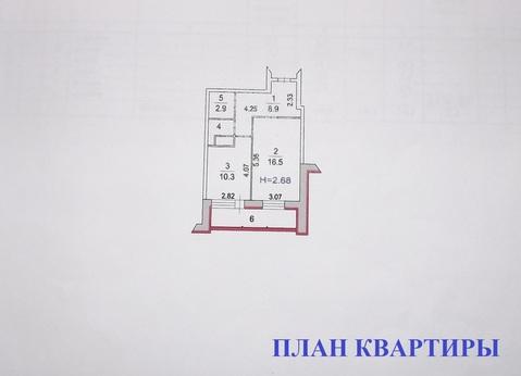 1 к. кв, г. Люберцы, Октябрьский проспект, дом, 142 - Фото 2