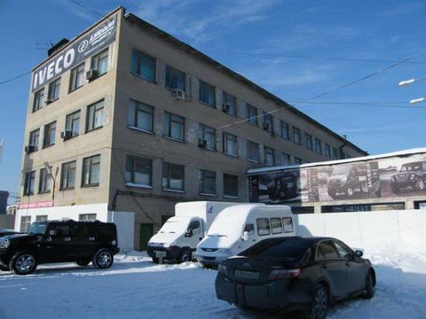 Третий этаж четырехэтажного офисного здания - Фото 1