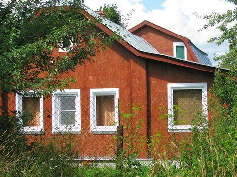Бревенчатый дом-дача после полной реконструкции в Ивановской области - Фото 1