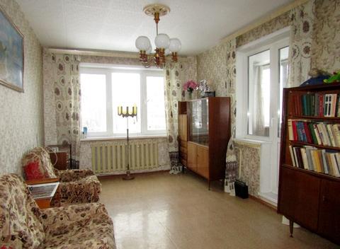 Владимир, Комиссарова ул, д.9, 2-комнатная квартира на продажу - Фото 1