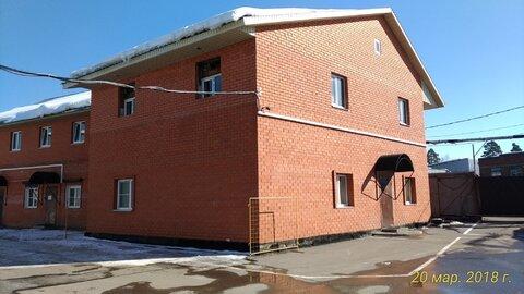 Сдам 1800 кв.м. в аренду складской комплекс в г.Лосино-Петровский - Фото 2
