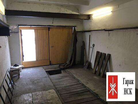 Сдам капитальный гараж, ул. Ионосферная 1. ГСК Радуга № 17 - Фото 2