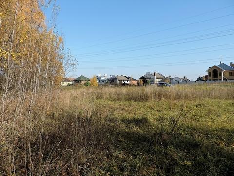 Участок, Калужское ш, Киевское ш, 20 км от МКАД, Фоминское д, Москва. . - Фото 5