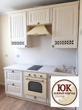 Новая квартира с кухонным гарнитуром - Фото 1