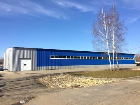 Продам производственный комплекс 8000 кв. м. - Фото 4