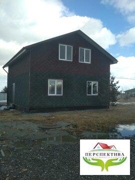 Новопостроенный дом 111 кв.м. - Фото 2