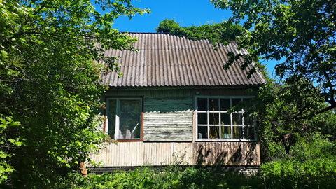 Дача 64кв.м. на 6сотках, ж/д станция в 2км, лес, водоемы,100км от МКАД - Фото 1