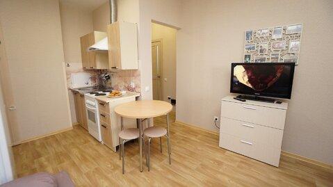 Купить квартиру-студию с ремонтом и мебелью в Южном районе. - Фото 4
