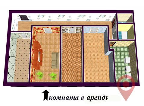 Комната в аренду на длительный срок, Московский пр. 124 - Фото 4