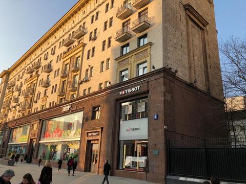 Продам 4-х (четырех)комнатную квартиру: г. Москва, ул. Тверская, дом 4 - Фото 1