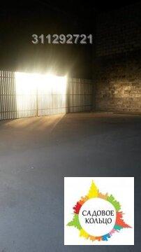Под склад, раб. сост, неотапл, выс. от 9-10 м, ворота, еврофура, ого - Фото 3