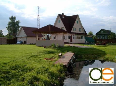 Дом на Иваньковском водохранилище - Фото 1