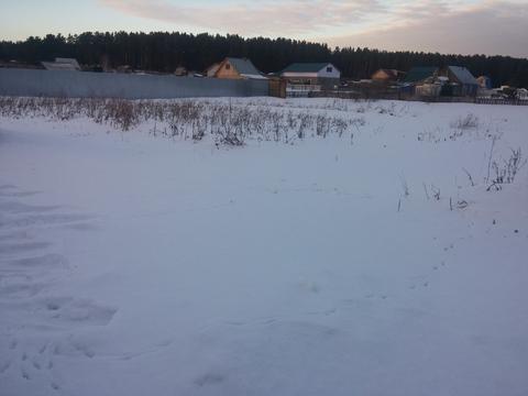 Продам земельный участок г.Сосновоборск, рядом с 31 мкр, 15 соток - Фото 1