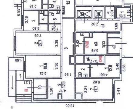 Продажа помещения свободного назначения 110.8 м2 - Фото 2