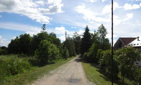 Участок 16 соток в д. Фёдоровка - Фото 2
