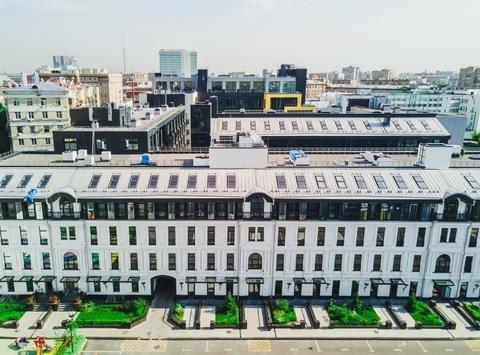 Продаются двухуровневые апартаменты площадью 89.6 кв. м - Фото 3
