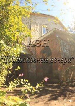 Минское ш. 16 км от МКАД, Трубачеевка, Коттедж 215 кв. м - Фото 1