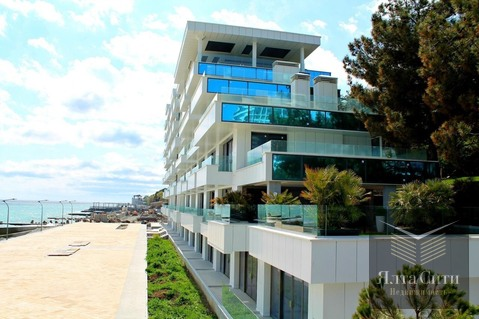 Апартаменты у кромки моря, Приморский парк города Ялта - Фото 2