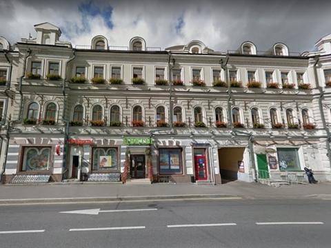 Продажа псн, м. Парк культуры, Ул. Остоженка - Фото 1