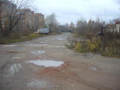Участок Продается земельный участок промышленного назначения, площадью - Фото 1