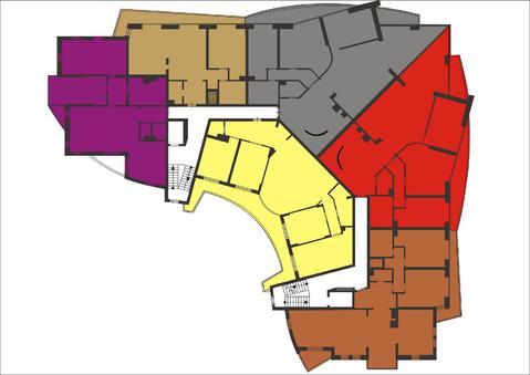 Четырехкомнатная квартира на ул.Ленина - Фото 2