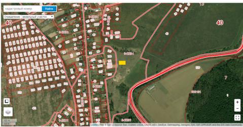 Продается земельный участок в д. Потресово, 3 км от Обнинска - Фото 1