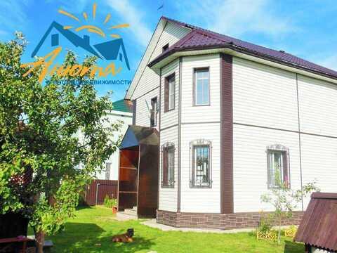 Продается каменный дом 140 кв.м. вблизи города Обнинска на Калужском ш - Фото 1